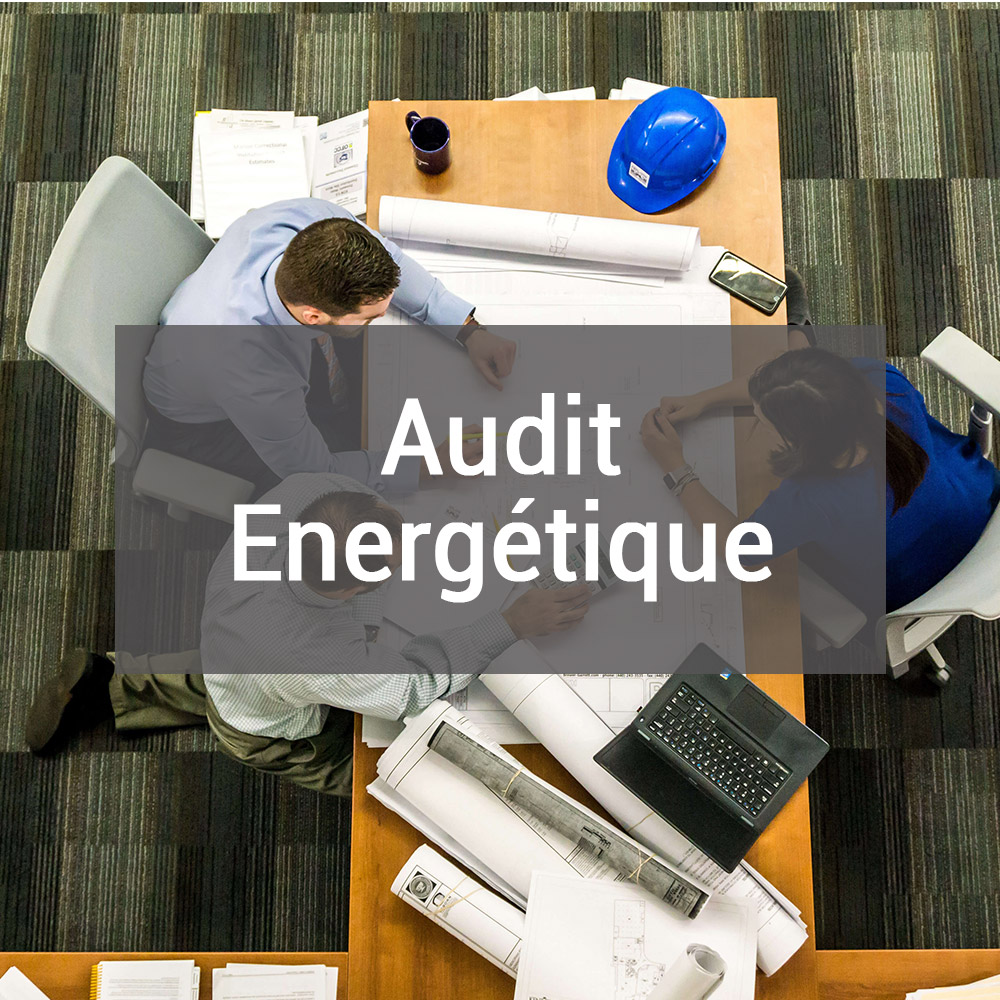 Thermik ing nierie conception d 39 habitat conome en nergie for Audit energetique maison
